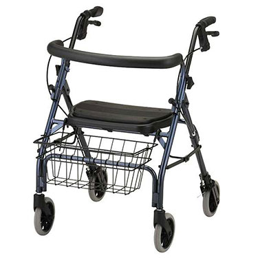 Cruiser Deluxe Junior Rollator by Nova