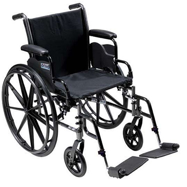 Cruiser lll Wheelchair by Drive