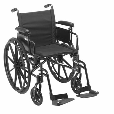 Cruiser X4 Lightweight Wheelchair by Drive