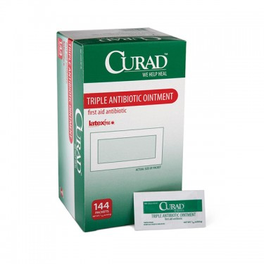 CURAD Triple Antibiotic Ointment by Medline