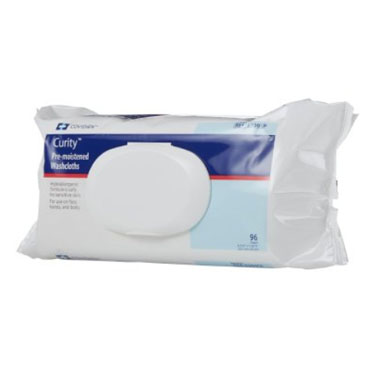 Curity Scented Personal Wipe Soft Pack
