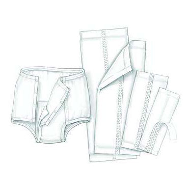 Simplicity Covidien Unigard Pant Liners