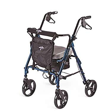 Deluxe Comfort Rollator by Medline