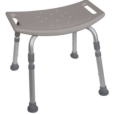 Deluxe Aluminum Bath Bench by Drive