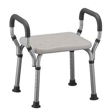Deluxe Bath Seat with Arms by Nova