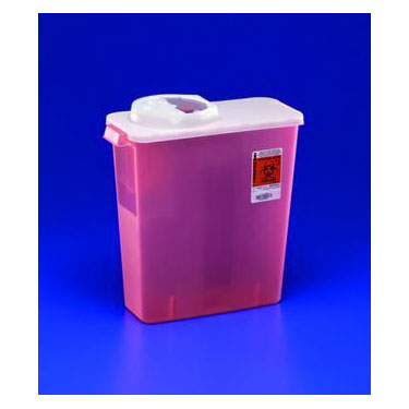 DailySafety Dialysis Sharps Disposal Containers