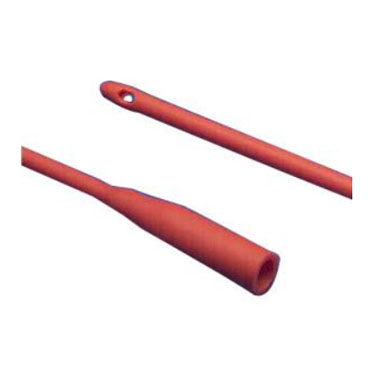 Dover Red Rubber Robinson Catheter - Sterile