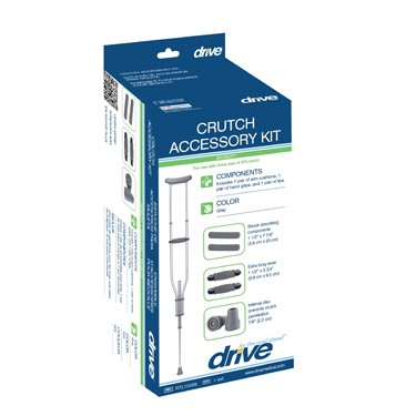 Drive Medical Crutch Accessory Kit for RTL10433