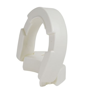 Drive Medical Hinged Toilet Seat Riser