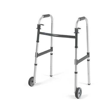 Dual-Release Adult Paddle Walker by Invacare