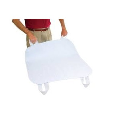 Essential Medical Quik-Sorb Reusable Underpad with Straps