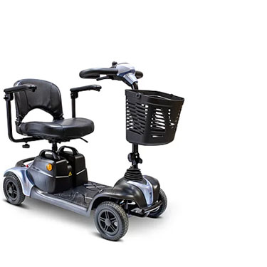 eWheels EW-M39 Four Wheel Medical Mobility Scooter