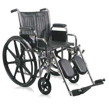 Excel 2000 Extra-Wide Wheelchairs