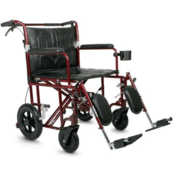 Excel Freedom Plus Bariatric Transport Chair
