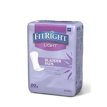 FitRight Bladder Control Pads
