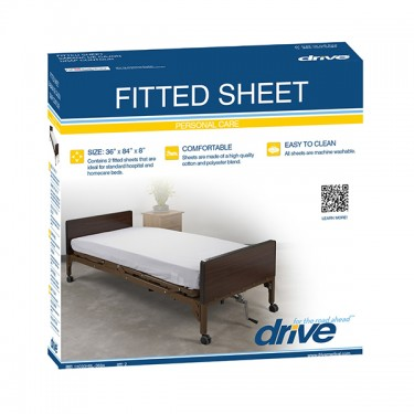Fitted Sheets - Extended by Drive Medical
