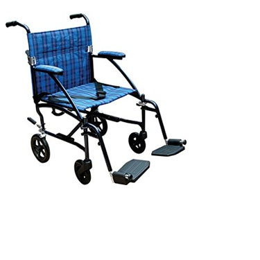 Fly-Lite Transport Chair by Drive