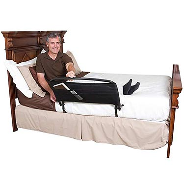 Safety Bed Rail with Padded Pouch by Stander