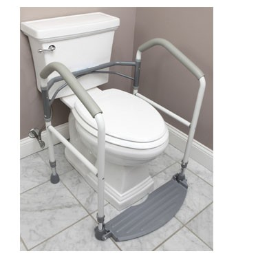 Foldeasy Toilet Safety Frame by Windsor Direct
