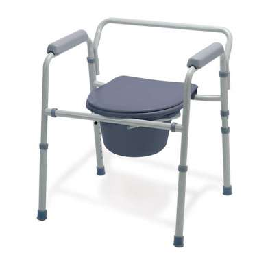 Folding 3-In-1 Commode by Medline