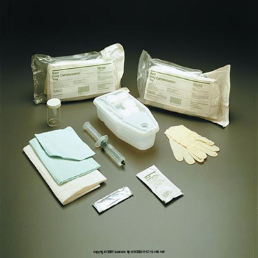 Foley Catheter Universal Insertion Tray - Sterile