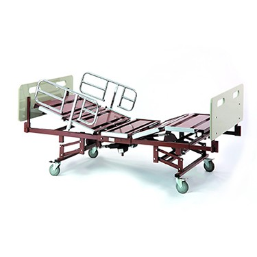 Invacare Bariatric Bed, 650 lb Weight Capacity