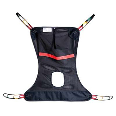 Lumex Full Body Mesh Commode Slings