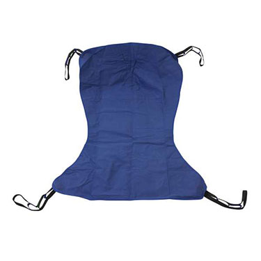 Drive Full Body Patient Lift Sling with or without Commode Cutout
