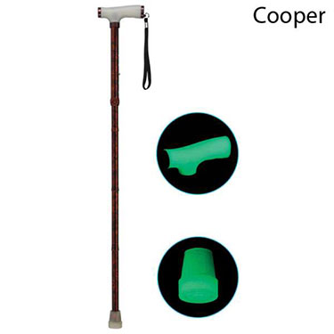 Glow and Go Folding Cane By Drive