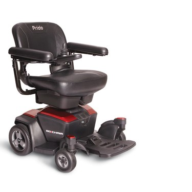 Go-Chair Power Wheelchair by Pride Mobility
