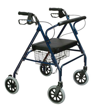 Go-Lite Bariatric Rollator Walker by Drive