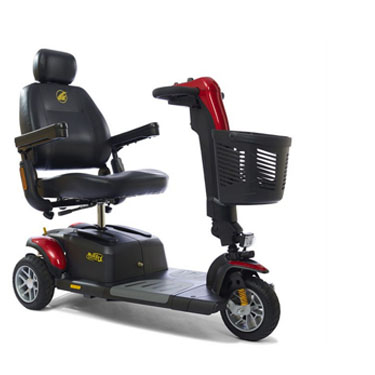 Golden Technologies Buzzaround LX Luxury 3-Wheel Scooter