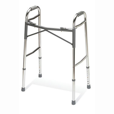 Heavy Duty Lightweight Folding Walker