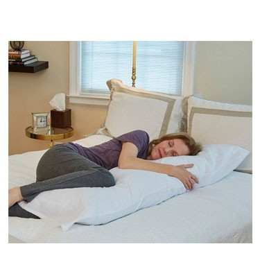 Hermell Body Pillow with Cover