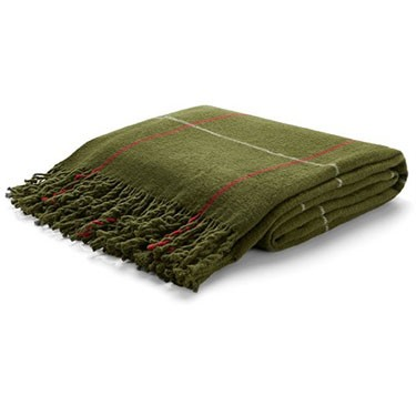 Highlands Collection Tartan Plaid Design Turkish Throw Blanket