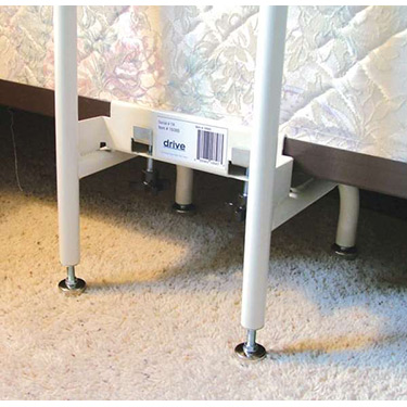Home Bed Side Helper Assist Rail (Bolts on) by Drive Medical