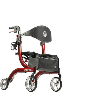 HurryRoll Rollator by Drive Medical