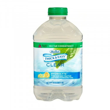 Thick & Easy Hydrolyte Thickened Water 46 oz. Container Bottle (Nectar Consistency)