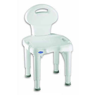 Invacare I-Fit Shower Chair with Back Support