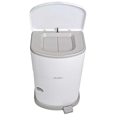 Janibell Akord M330 Adult Incontinence Disposal System (11 gallon capacity)