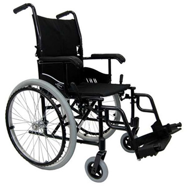 Karman Ultra Lightweight Lt 980 Aluminum Wheelchair