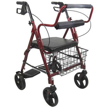 Karman 2-in-1 Rollator and Transport Chair