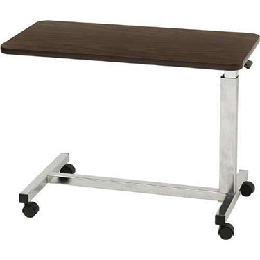 Hospital Bed Overbed Table (for low beds) by Drive