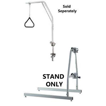 Lumex Trapeze Floor Stand Only