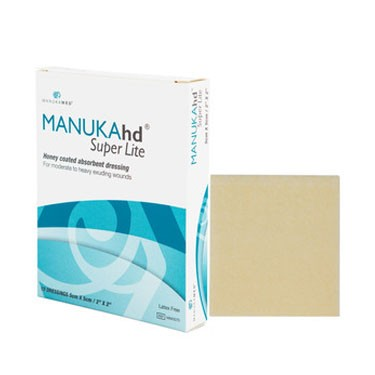 MANUKAhd Super Lite Impregnated Dressing