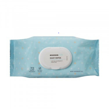 McKesson Baby Wipes Soft Pack