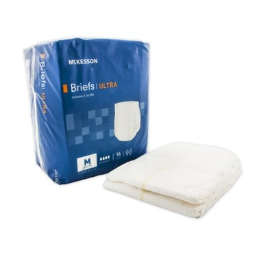 McKesson Ultra Heavy Absorbency Brief