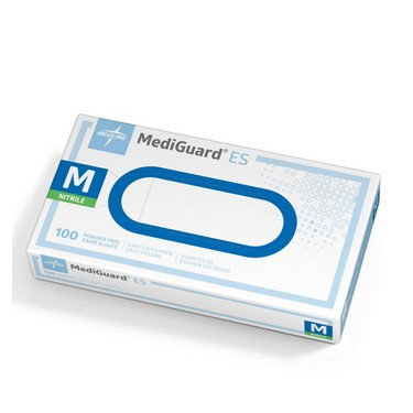 MediGuard ES Nitrile Exam Gloves