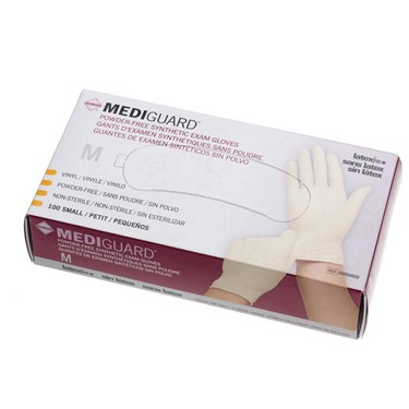 MediGuard Synthetic Stretch Exam Gloves