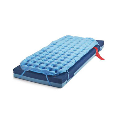Medline Aeroflow II Static Air Mattress With Hand Pump